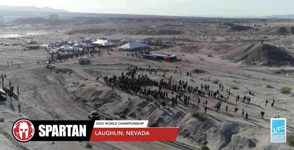 spartan kids world championship in nevada