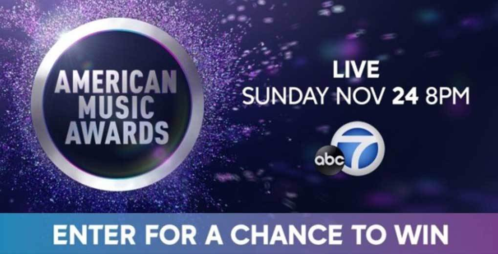 American Music Awards Sweepstakes