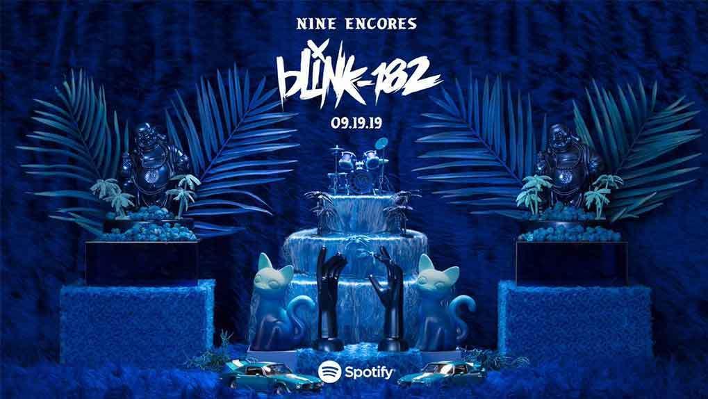 Nine Encores promo poster