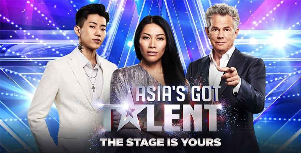 Asia's Got Talent judges promo