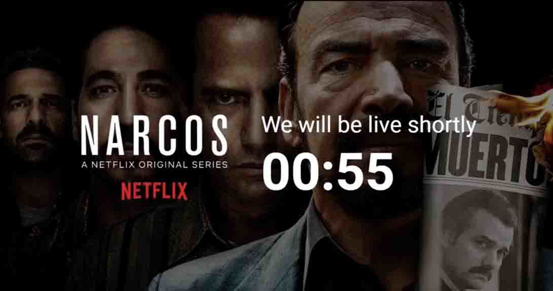 FB Live stream countdown timer