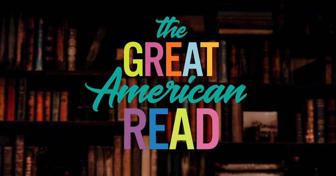 the great american read poster art