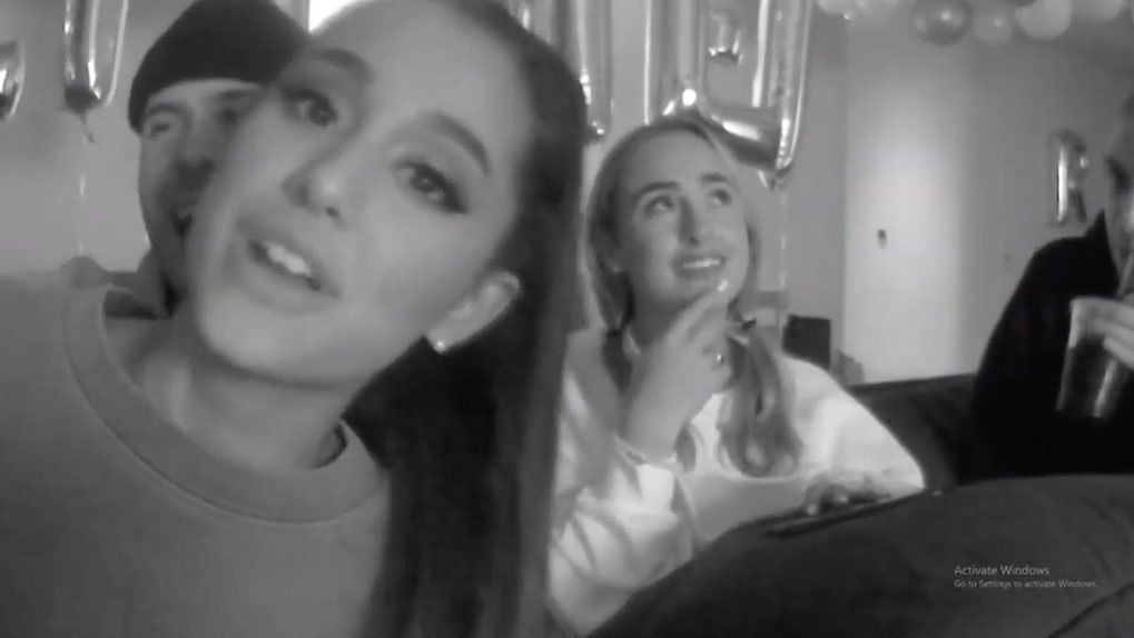 Ariana Grande and friends