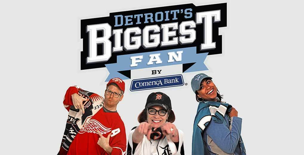 detroit's biggest fan promo image