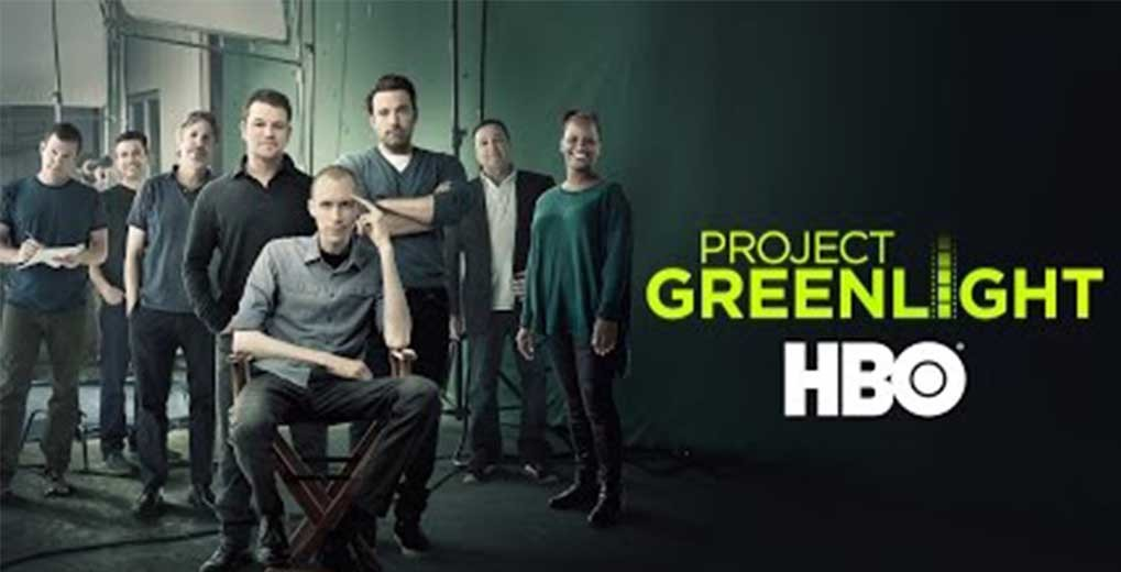 Project Greenlight promo of cast with Matt Damon and Ben Affleck