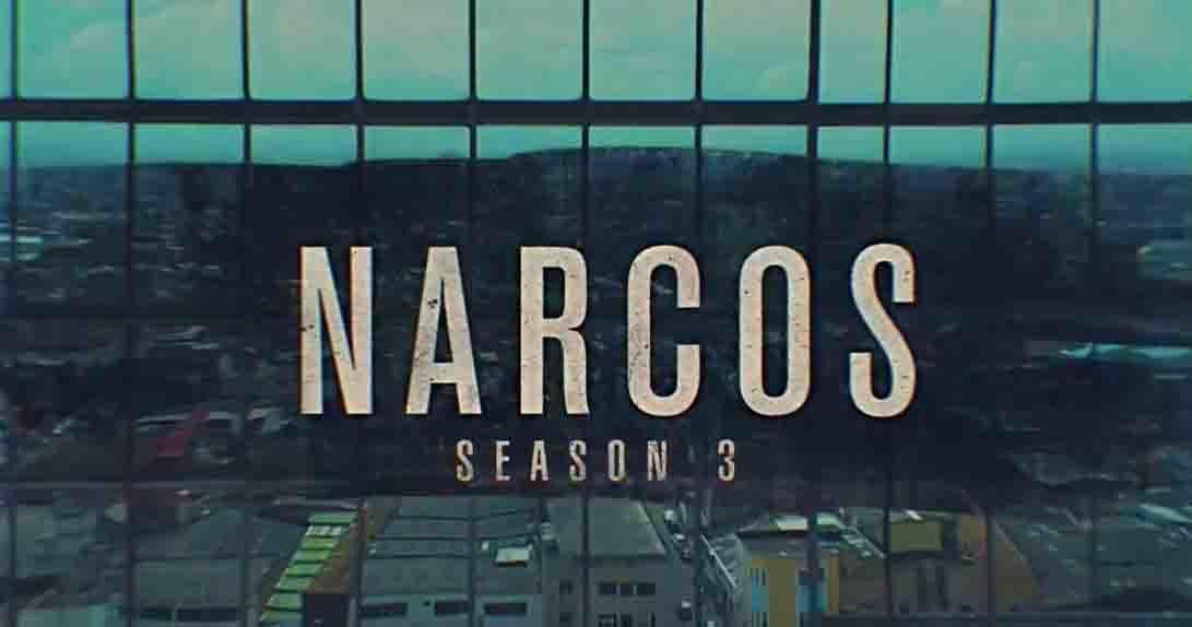 Screen shot of Narcos Season 3 trailer