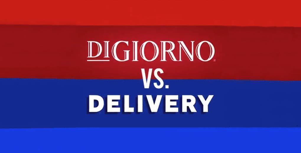 DiGiorno vs Delivery logo