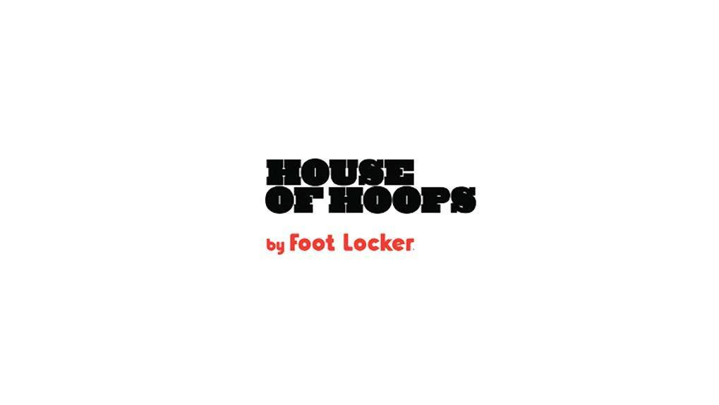 House of Hoops by footlocker logo