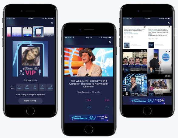 American Idol Native App
