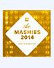 Mashies 2014 logo