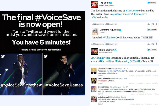 Facebook Post image stating the final save vote is now open