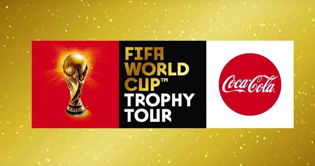 Fifa World Cup Trophy Tour promo