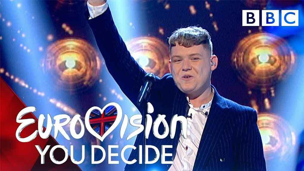 EuroVision You Decide winner photo