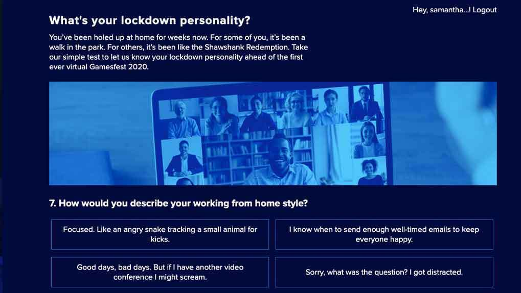 Inquizator personality quiz